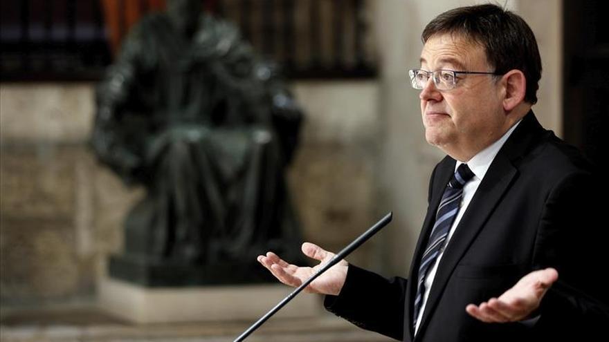 """El Gobierno valenciano traspasará """"el muro de la vergüenza"""" por la financiación"""