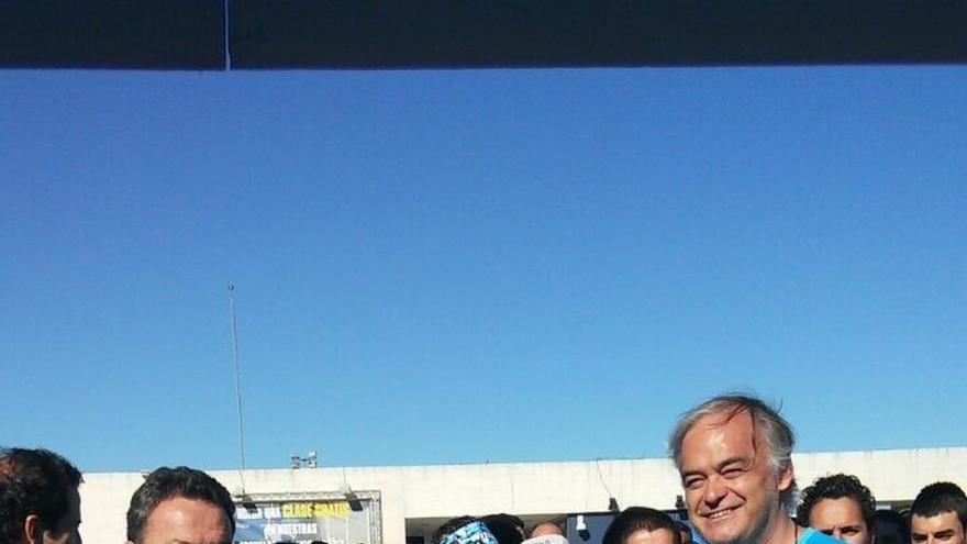 Sáenz de Santamaría y Pons se calzan las zapatillas y apoyan a Aguirre en la carrera por la Alcaldía