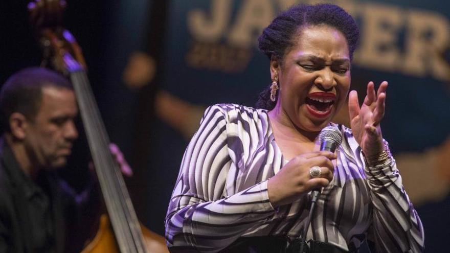 Charenée Wade, Chano Domínguez, Michel Camilo y Tomatito, en el Getxo Jazz