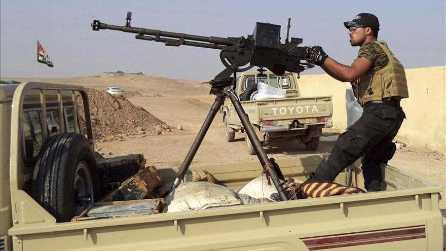 El Ejército iraquí recupera las ciudades de Al Saadiya y Yalula