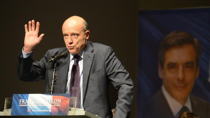 Juppé propone una mediación entre Copé y Fillon en la UMP francesa