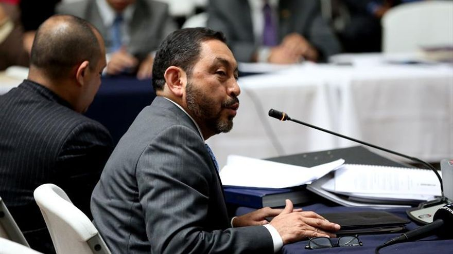 Exministro de Guatemala se opone a ser extraditado a EE.UU. por narcotráfico