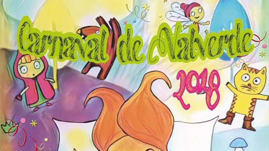 Cartel Carnaval Valverde