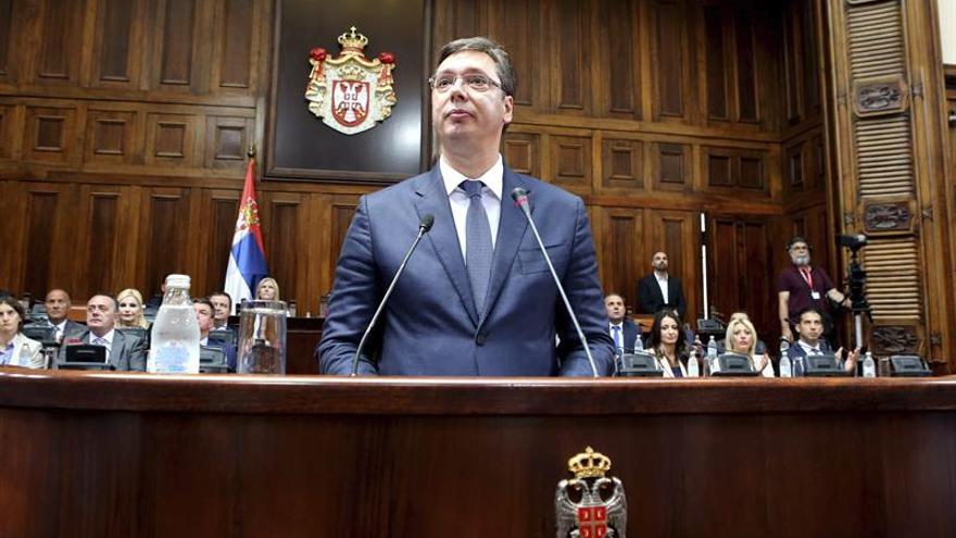 """Belgrado lamenta que la UE se lave las manos con la """"política antiserbia"""" croata"""