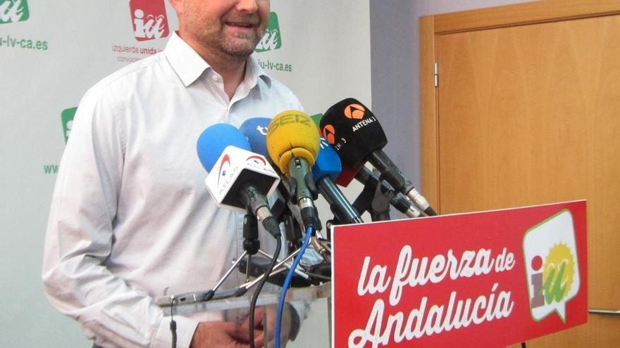 Maíllo convoca este miércoles a los ocho coordinadores provinciales de IULV-CA ante el posible adelanto electoral