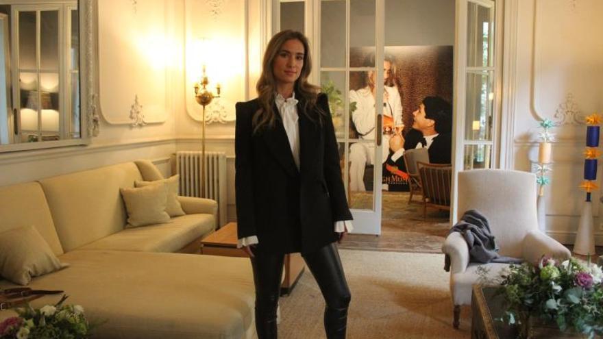 María Pombo, de influencer a diseñadora
