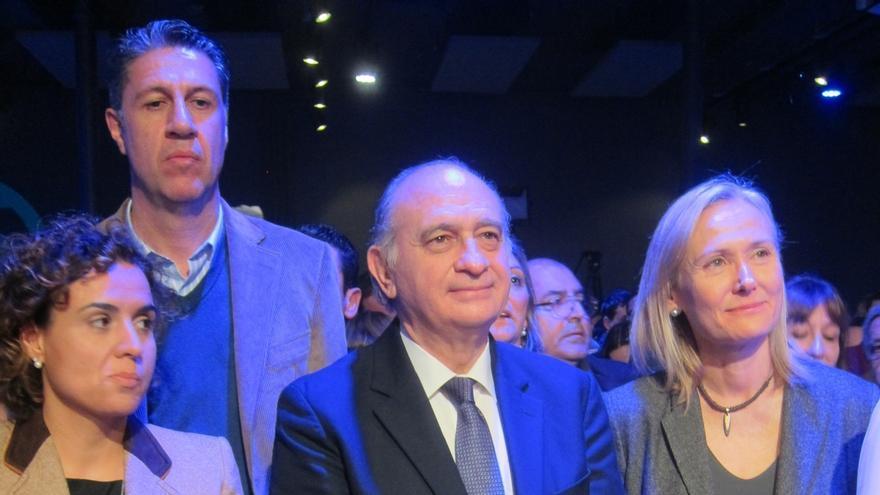 """El ministro de Interior pide votar a Rajoy porque """"España está en juego como nación"""""""