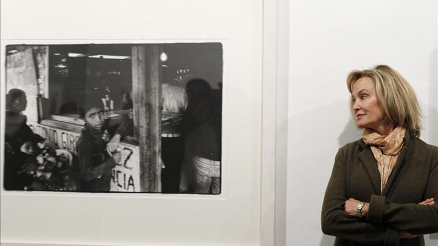 "La actriz Jessica Lange trae a Madrid ""Unseen"", su trabajo como fotógrafa"