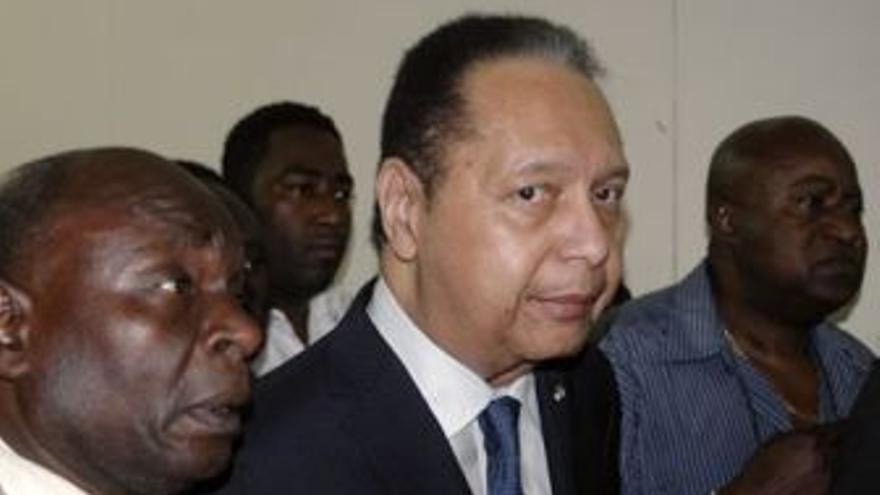 Jean Claude Duvalier ha vuelto a Haití. (EUROPA PRESS)