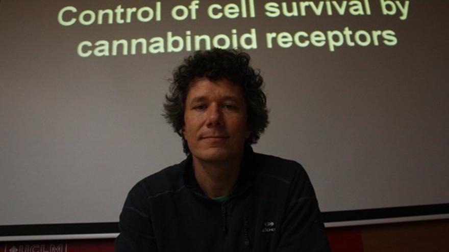 El catedrático de Bioquímica y Biología Molecular de Ciudad Real, Manuel Guzmán