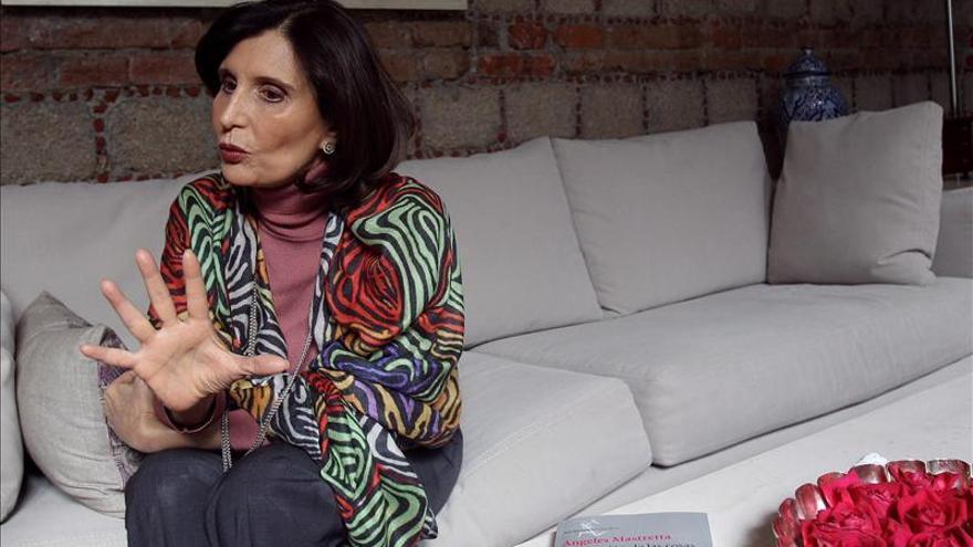 """Ángeles Mastretta ajusta cuentas con su pasado en """"La emoción de las cosas"""""""