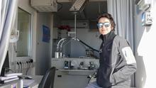 La doctora Omaira García Rodríguez es responsable del Programa de Espectrometría de Infrarrojo por Transformada de Fourier (FTIR) del CIAI.