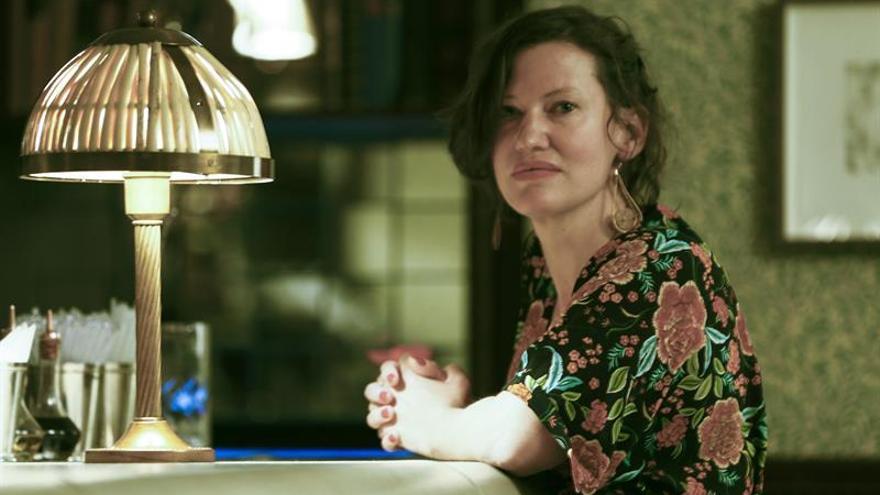 """Clare Weiskopf debate sobre la maternidad en el filme documental """"Amazona"""""""