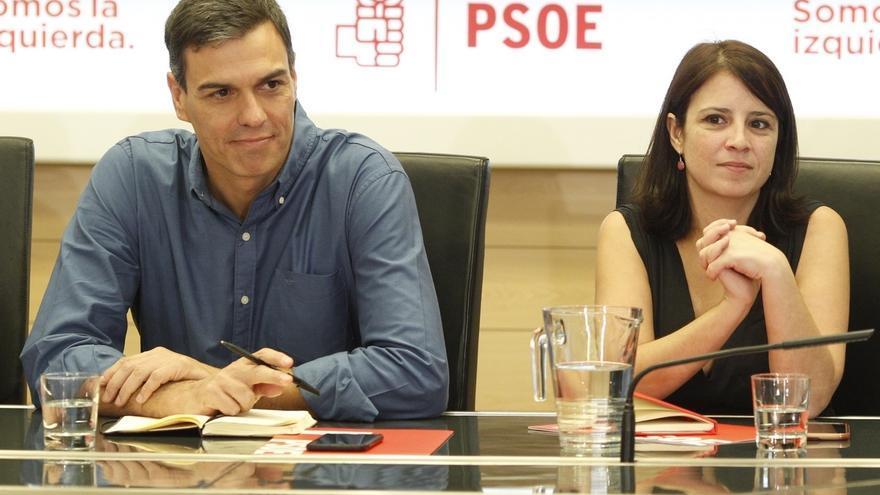 Pedro Sánchez elige a su número dos como portavoz del PSOE en la comisión del modelo territorial