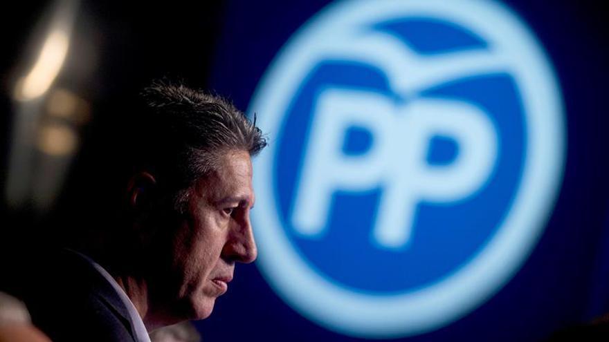 "Albiol ve reforzados a constitucionalistas frente a ""estafa"" independentista"