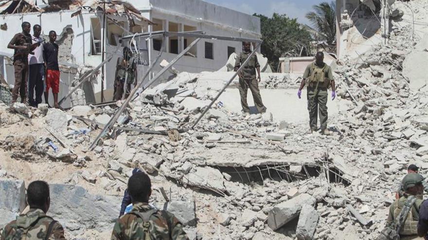 Al menos dos muertos y cinco heridos en una nueva explosión en Mogadiscio