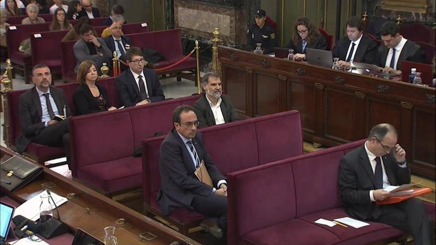 Otro comisario de Mossos dice que De los Cobos aceptó su dispositivo del 1-O