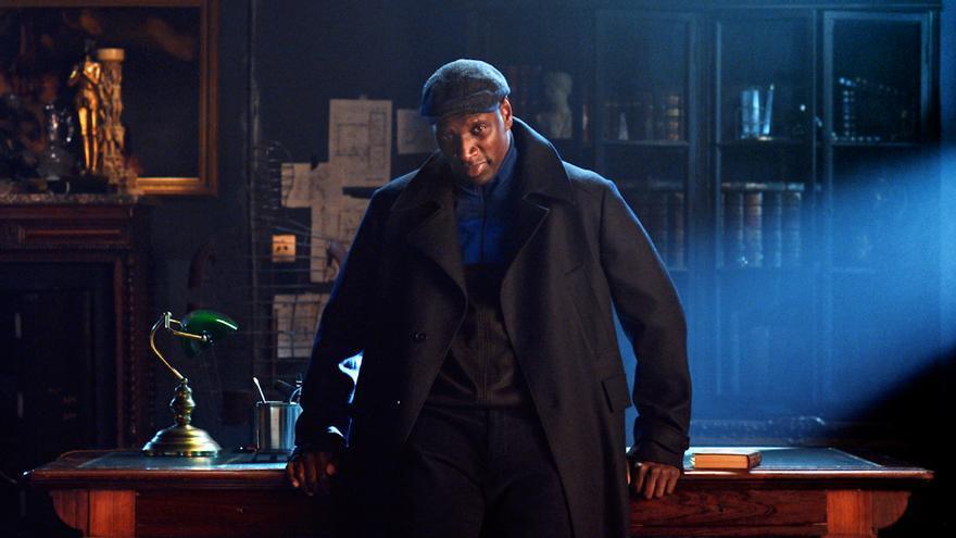 Omar Sy en 'Lupin'