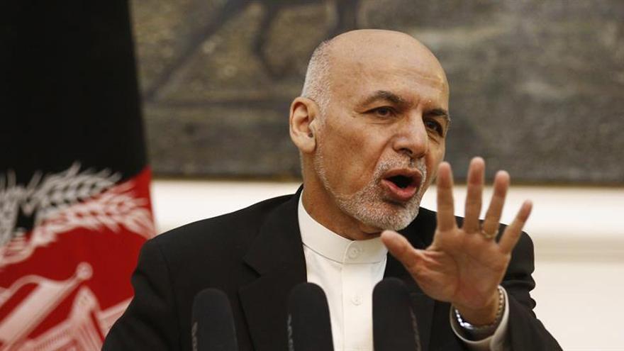 Trump habla con el presidente afgano sobre seguridad y contraterrorismo