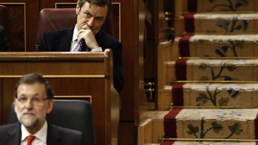 """El PP ve """"realista"""" el discurso de Rajoy y al Gobierno como """"protagonista"""" del cambio en España"""