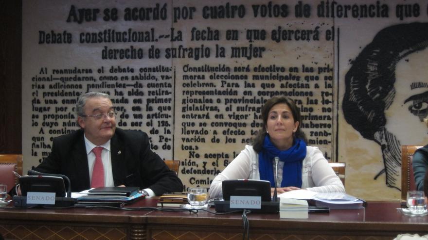 La secretaria de Estado de Turismo dice que el debate soberanista no afecta pero las protestas sí dañaron a Madrid