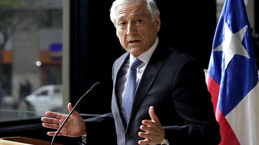"""La integridad territorial de Chile será salvaguardada """"como corresponde"""""""