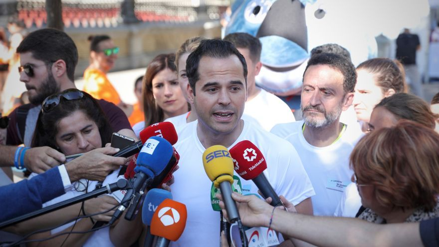Ciudadanos abre la puerta a un pacto con PSOE en Castilla y León