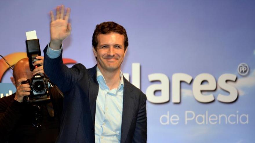 """Casado acusa a Sánchez de ser el presidente """"más radical"""" de la democracia"""