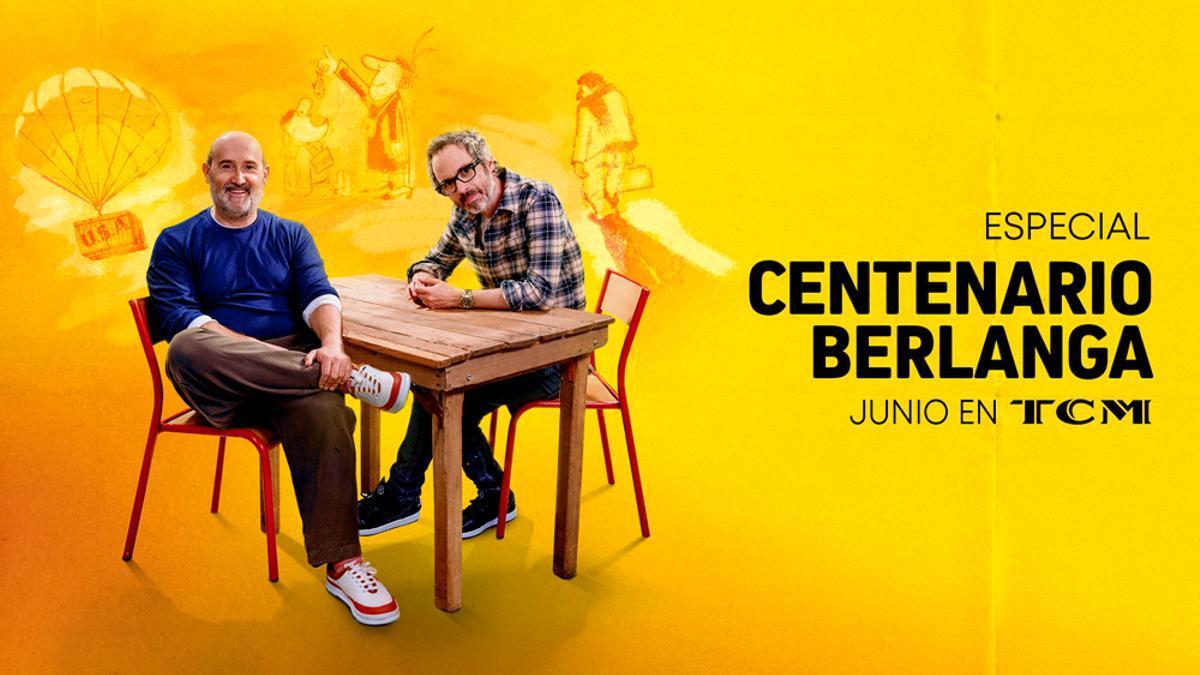 Javier Cámara y James Rhodes conducirán el especial por el centenario de Berlanga en TCM