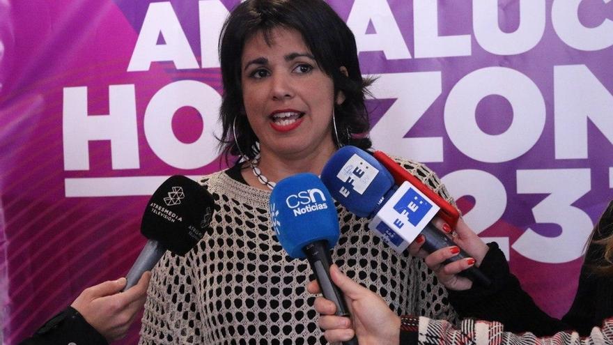 """Podemos se prepara para que Adelante Andalucía sea """"la mejor oposición"""" al gobierno de derechas de la Junta"""