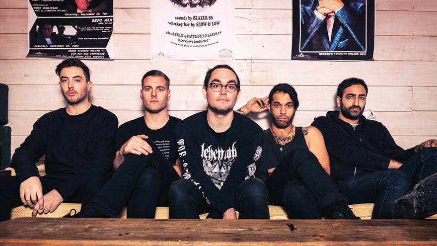 Deafheaven, metal de Los Angeles