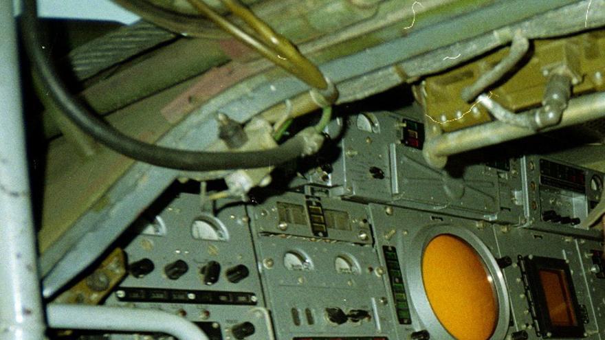 """""""Inside of a Buk-SAM (cropped)"""" by alexindigo"""