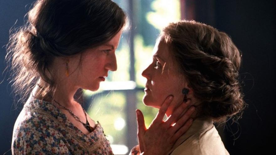 Virginia Woolf en la película 'The Hours'