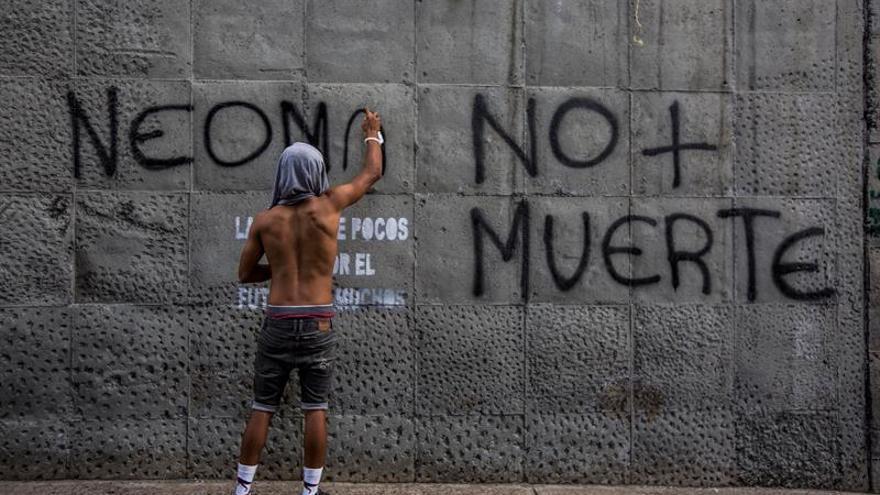 La Fiscalía confirma la muerte de un segundo manifestante en las protestas en Venezuela