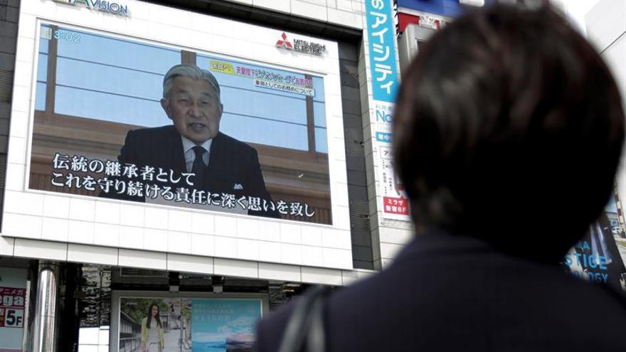 El Gobierno nipón baraja una legislación especial para la abdicación del emperador