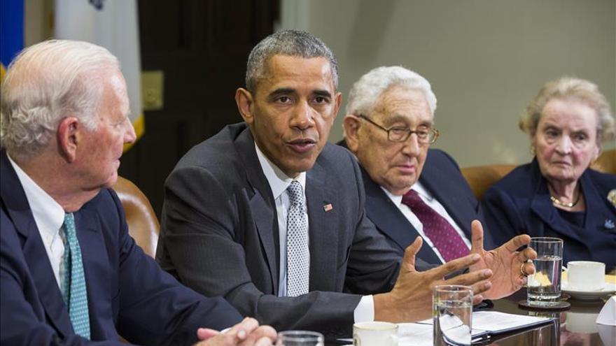 """Obama asegura que los atentados de París son un """"ataque contra la humanidad"""""""