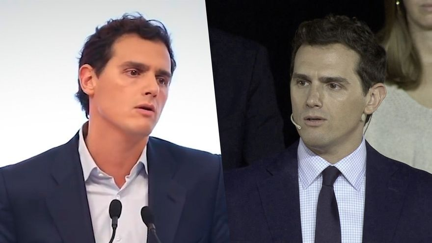 VÍDEO   Los bandazos de Rivera sobre la investidura de Sánchez: de oponerse a su