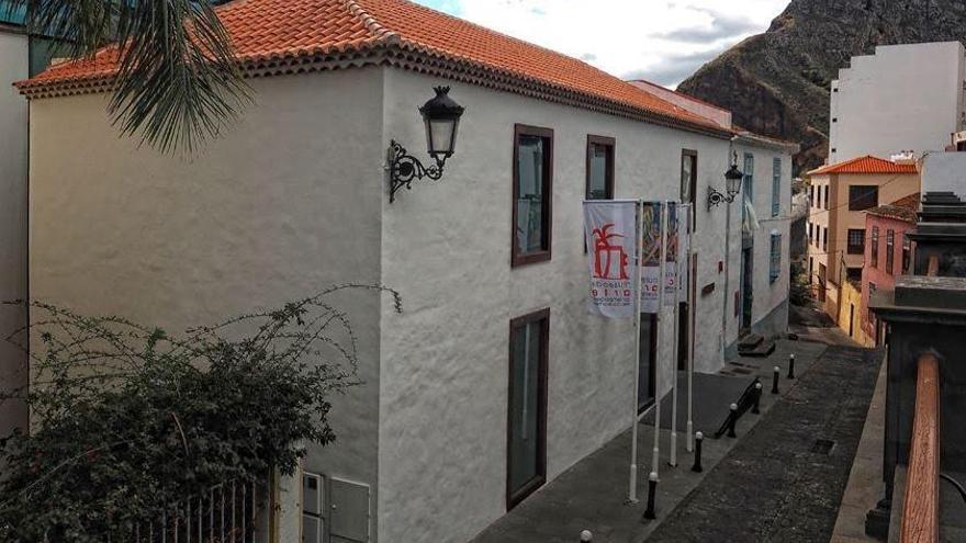 Museo de Arte Contemporáneo de Santa Cruz de La Palma.