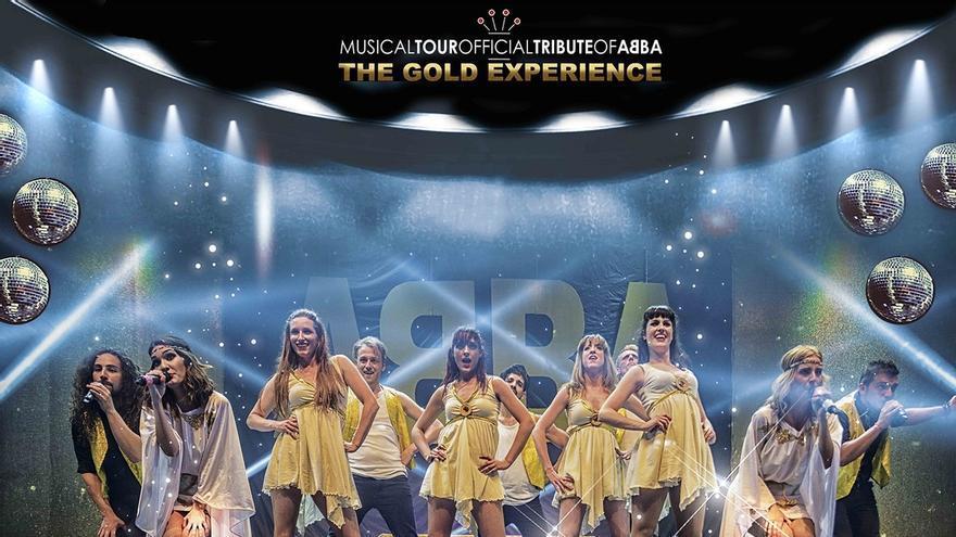 Camargo acogerá el 21 de junio el espectáculo musical 'ABBA-The Gold Experience'