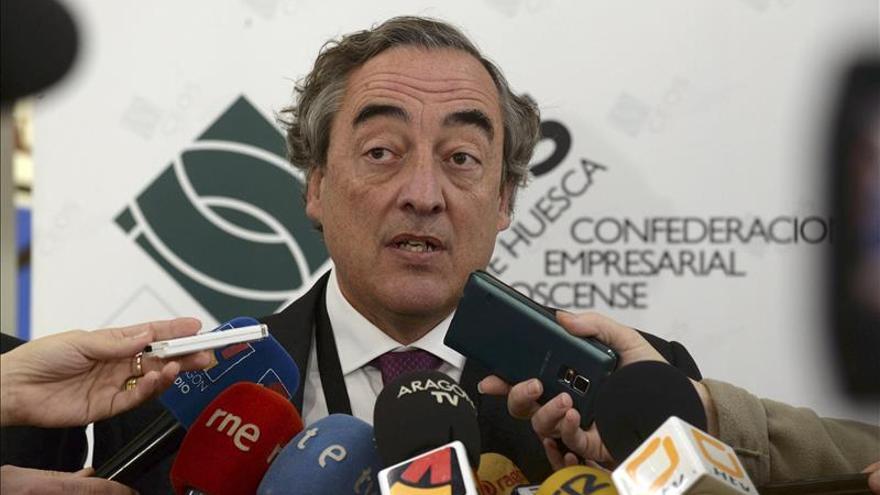 """Rosell dice que hay que """"cambiar el chip"""" respecto a gobernar en coalición"""