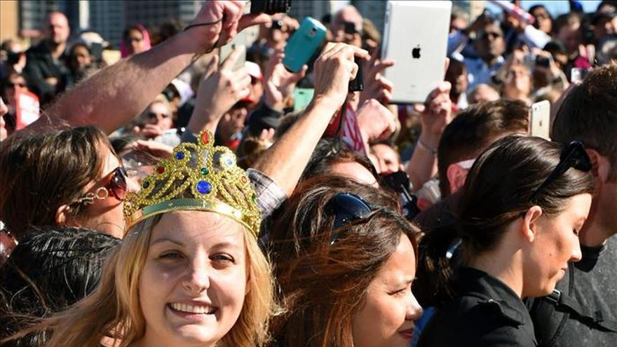 El Príncipe Enrique deja Australia tras servir un mes en sus fuerzas armadas