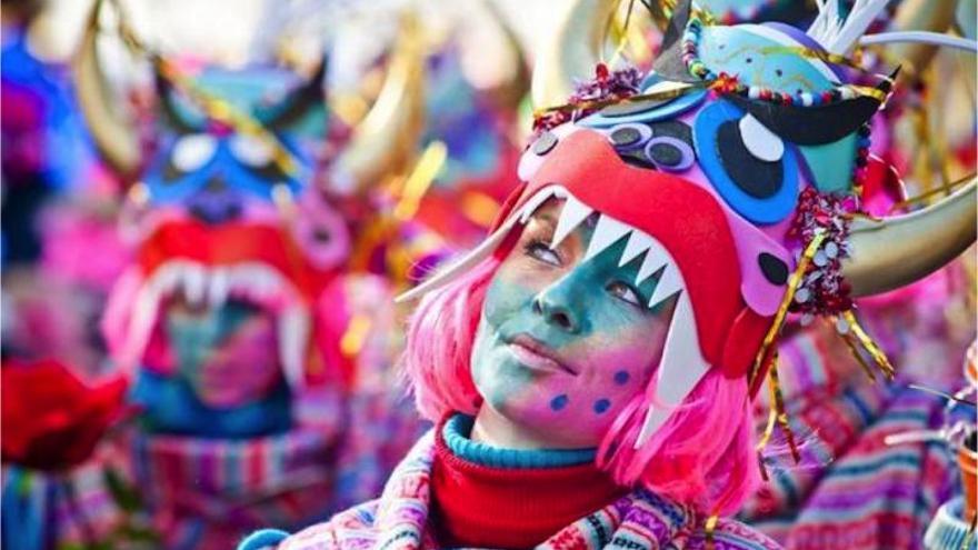 Disfraz de Carnaval.