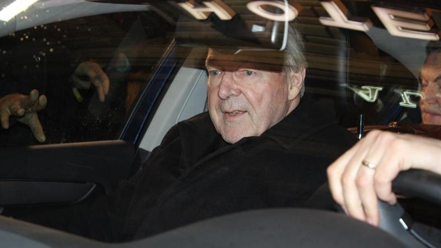Pell admite que se encubrieron casos de pederastia de sacerdotes australianos