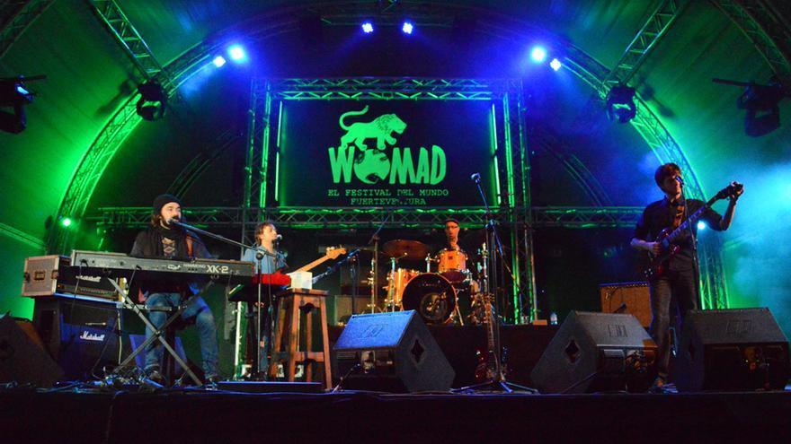 Actuación de Julián Maeso en el Womad Fuerteventura 2014 | Iago Otero Paz