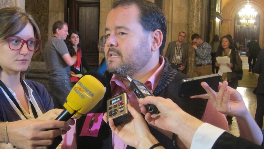 """EUiA insta a Mas a no decir """"mentiras"""" porque el Parlamento andaluz sí investigó los ERE"""