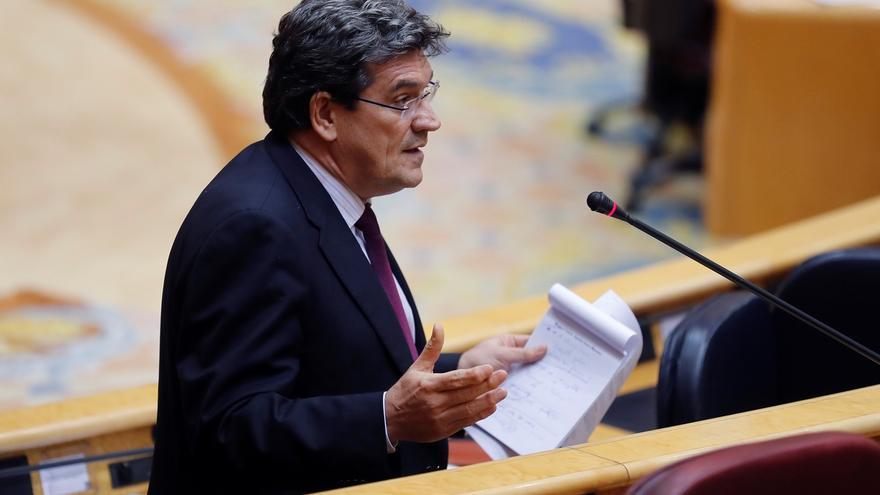 """Escrivá: Cuando los gobiernos autonómicos """"lean la norma"""" del IMV se darán cuenta de que """"no hay caso"""" ante el TC"""