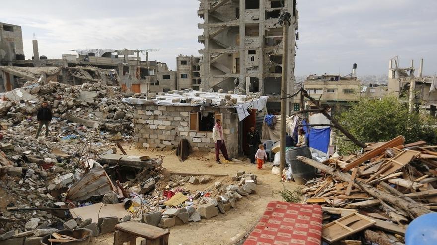 El Consulado de España en Jerusalén sigue el caso de la familia de Jaén atrapada en Gaza