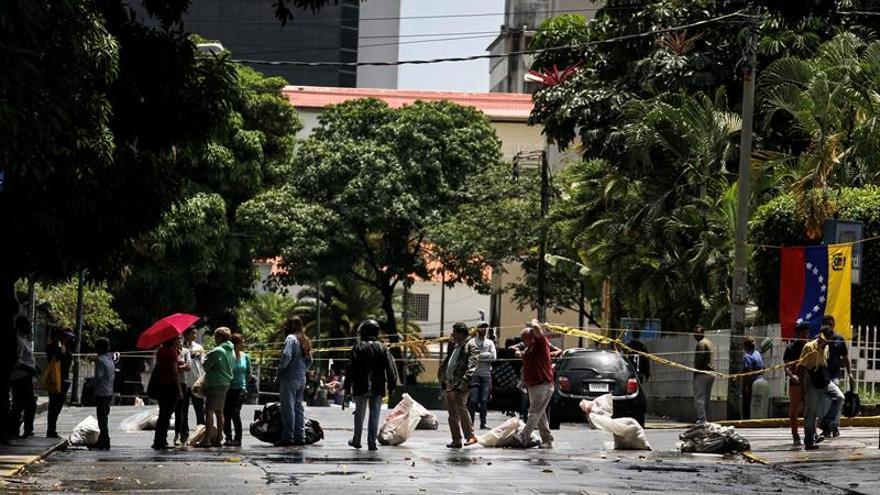 """El exilio venezolano """"rechaza"""" y """"desconoce"""" el resultado de la Asamblea Constituyente"""