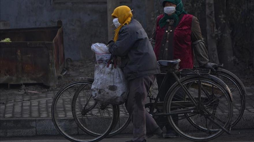 """China destaca su """"gran esfuerzo"""" en el acuerdo de cambio climático con EEUU"""