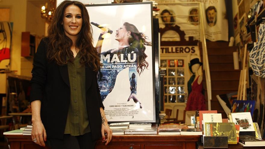Malú aplaza su concierto en Pamplona al 26 de noviembre por enfermedad